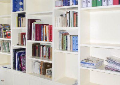 LIB108 Estantería Librería de Salón y Oficina