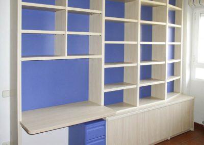 LIB122 Librería de Habitación Infantil