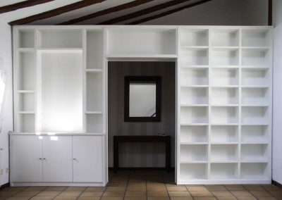 Librería para separar estancias