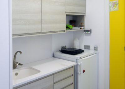 Ccn101 mueble de cocina arce amarillo for Muebles de cocina amarillos