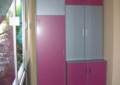 Mueble auxiliar de almacenaje para terraza arce amarillo - Mueble para terraza ...