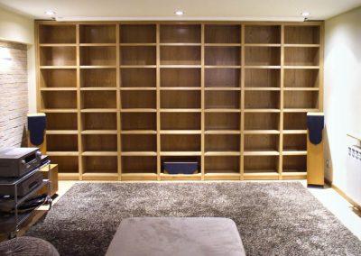 Librería para películas